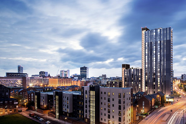 Manchester- one of the UK's premier investment hotspots