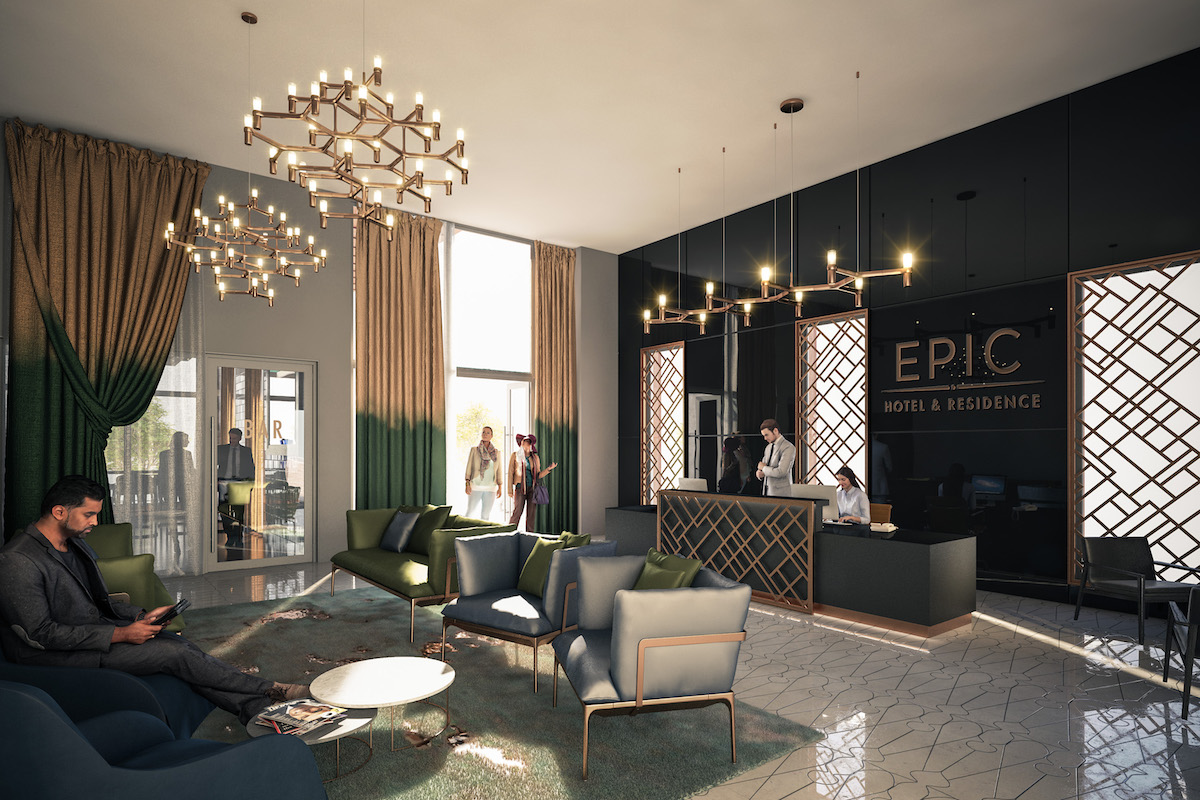 Epic Hotel | Tarquin Jones