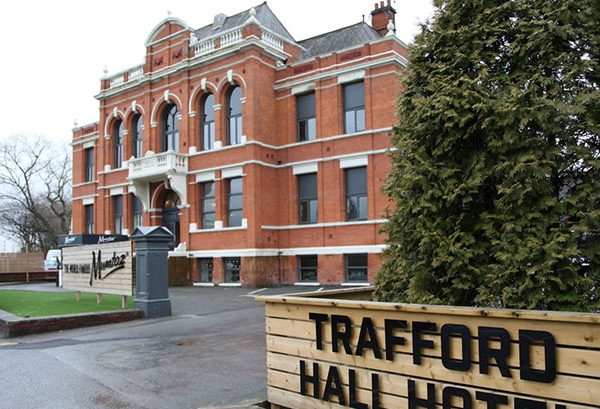 Trafford Hall Hotel, Old Trafford, Manchester, Hotel Property, Domestic Tourism,