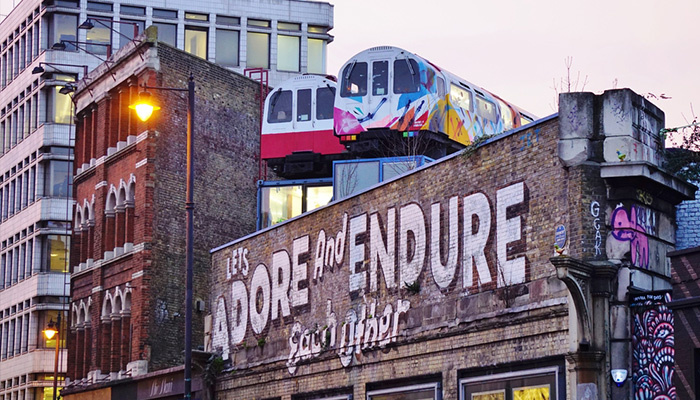 Neighbourhood Watch: Shoreditch