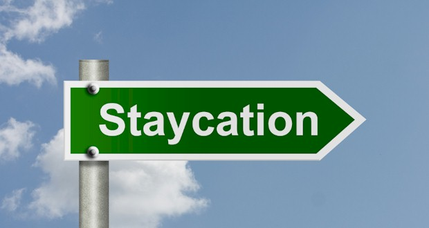 The Rise of the Staycation