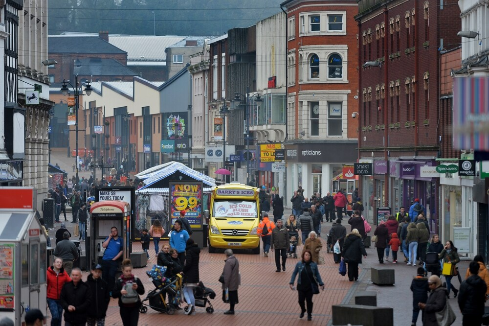 Neighbourhood Watch: Walsall, Midlands