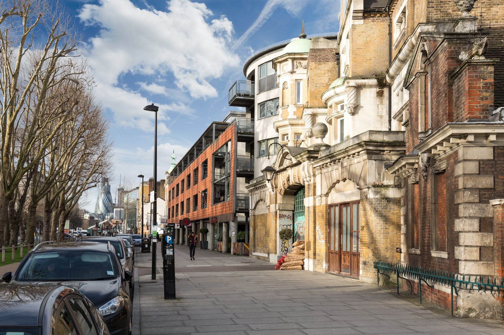 Neighbourhood Watch: Whitechapel, London
